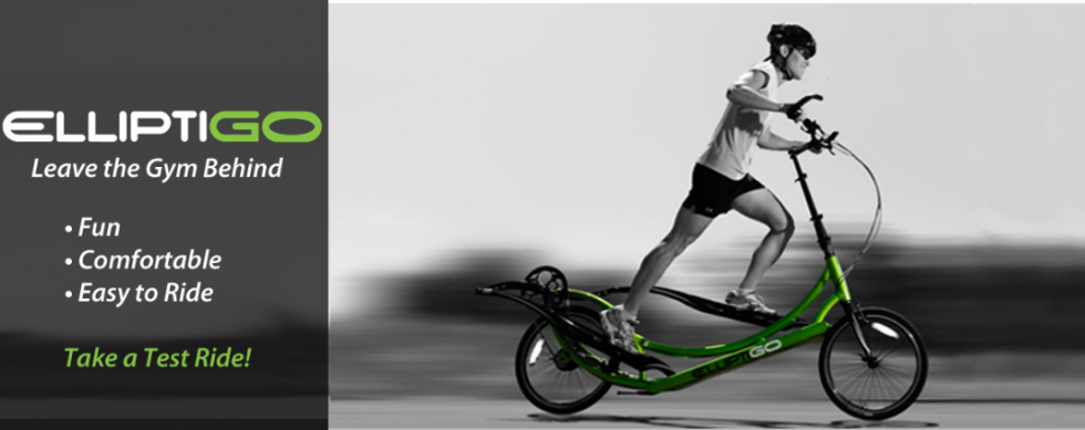 Elliptigo slider